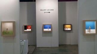 Gallery LEE & BAE at KIAF 2017, installation view