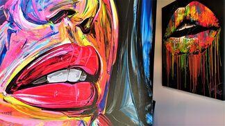 Portrait de femme, installation view
