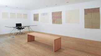 Giorgio GRIFFA – 70s paintings, installation view