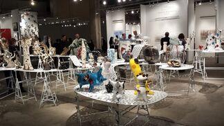 Jason Jacques Inc at SOFA Chicago 2013, installation view