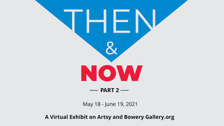 Then and Now - Part 2, installation view