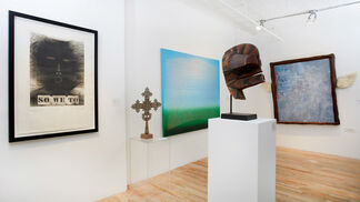 Like NOW: Adger, Melvin & George, installation view