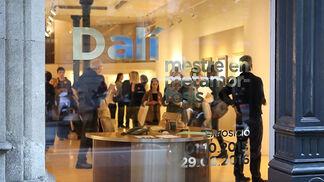 Dalí. Master at metamorphoses, installation view
