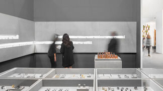 Iker Ortiz at ZⓈONAMACO 2018, installation view