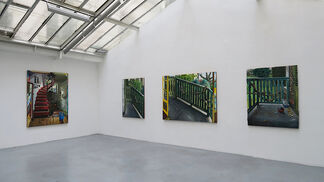 Galerie Jean Brolly at artgenève 2018, installation view