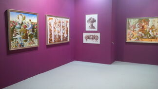 REDSEA Gallery at Art Stage Singapore 2015, installation view