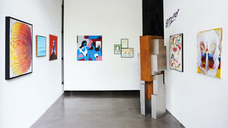 8th Ply, installation view