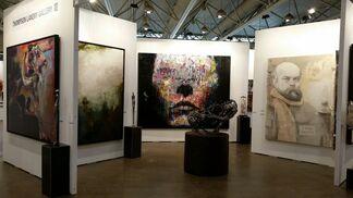 Thompson Landry Gallery at Art Toronto 2014, installation view