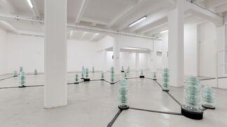 Michelangelo Penso: Cronòtopo, installation view