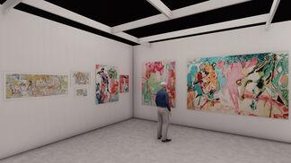 Bavan Gallery at London Art Fair: Edit, installation view