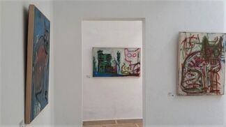 Contemplations, installation view