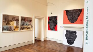 SMO Contemporary Art at 1-54 London 2020, installation view