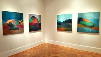 BERMUDA by Katherine Sandoz, installation view
