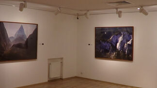 SYNTHETICAL LANDSCAPES at the Turkish Museum of Photography, Istanbul, installation view