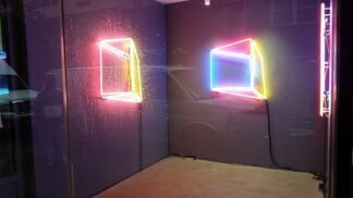 Anne-Katrine Senstad / Soft Geometry Liquid Commodity, installation view