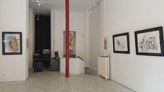 """""""El Salvador"""" Sergio Moscona, installation view"""