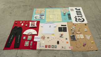 Simon Evans™: Shopping Chão, installation view