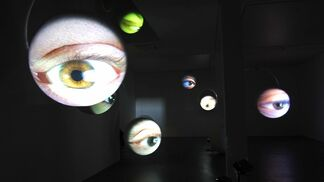 Tony Oursler: Obscura, installation view