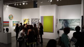 JF Gallery at Art Palm Beach 2015, installation view