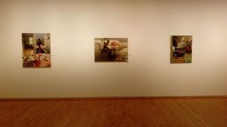 Dwanggedachten - Marcos Palazzi, installation view