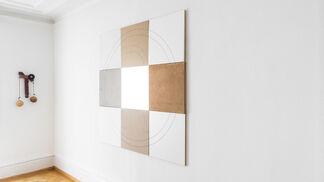 Group Exhibition at MAI 36 SHOWROOM  //  Ian Anüll, Jacobo Castellano, Zang Kun Kun, installation view