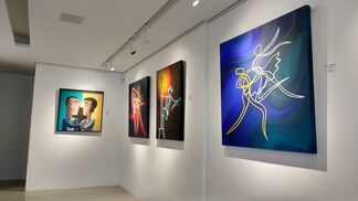 Expressões do Amor, installation view