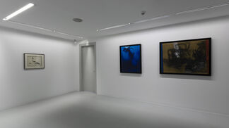 Creating the Moon Anew, installation view