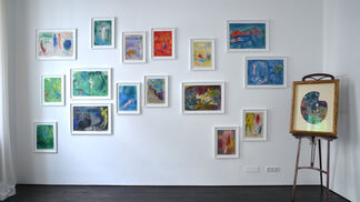 Marc Chagall: Daphnis & Chloé, installation view