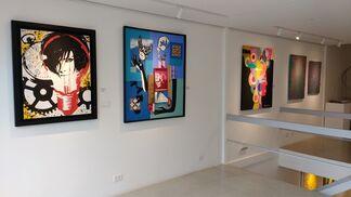 Expressões do Novo Brasil, installation view