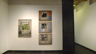 Mathieu Pernot, Destruction, installation view