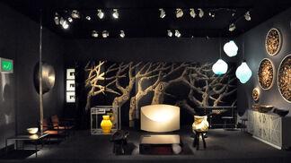 Gallery FUMI at PAD Paris 2012, installation view