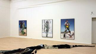 Martin Asbæk Gallery at viennacontemporary 2015, installation view