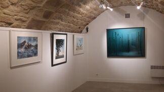 "Didier MASSARD, Tim HALL, ""Elsewhere"", photography, installation view"