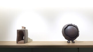 Expressions in Clay - New Vista from the post war era, installation view