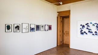 Andrea Heller, installation view