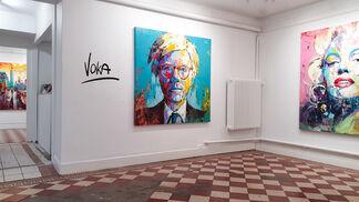 Voka, installation view
