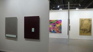 Galerie nächst St. Stephan Rosemarie Schwarzwälder at ARCO Madrid 2014, installation view