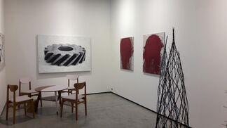 Lukas Feichtner Gallery at viennacontemporary 2017, installation view