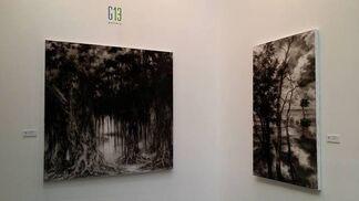 G13 Gallery at Art Taipei 2015, installation view
