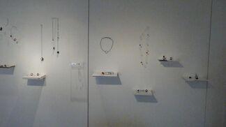 "vol.32 Kazuko Mitsusima ""in&on"", installation view"