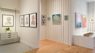 Spring - Looking at the New, installation view