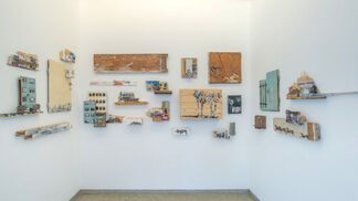 Do Not Feed the Animals - DEDE, installation view