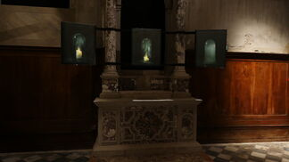 Paul Benney 'Speaking in Tongues' at The Venice Biennale, installation view