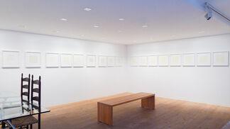 ANTONIO CALDERARA - Landscapes, Abstracts and Epigrams, installation view