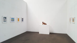 The Studio is My Church, installation view