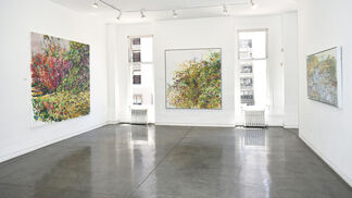 Foad Satterfield   Recent Paintings, installation view