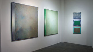 The Palpable Soul of the Surface, installation view