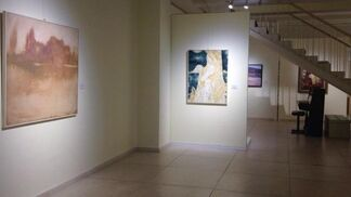The legend is back home, installation view