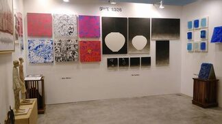 SPACE1326 at Affordable Art Fair Singapore 2016, installation view