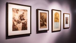 Portrait Room, installation view